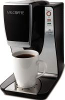 "#1 rated in mr. coffee: ""Mr. Coffee Single Cup K-Cup Brewing System, 40 ounces"", scored 90/100"