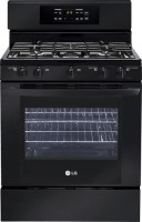 #5 rated in lg: LG Freestanding Gas Range, scored 80/100