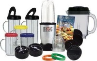 #1 rated in magic bullet: Magic Bullet Deluxe 25-Piece Blending System, scored 83/100