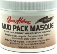 #5 rated in pores, claims vs reality: Queen Helene Mud Pack Masque, 12 oz, scored 83/100