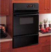 "#2 rated in gas: GE 24"" Single Gas Wall Oven, scored 90/100"