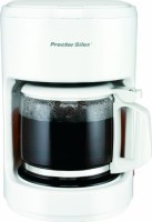 #2 rated in for everyday use: Proctor Silex 10-Cup Coffee Maker, scored 98/100