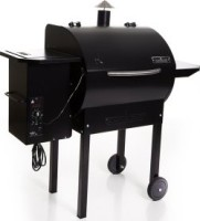 #3 rated in high end: Camp Chef PG24 Pellet Grill and Smoker BBQ with Digital Controls, scored 97/100