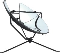 #2 rated in easy to assemble: SolSource Parabolic Solar Cooker, Grill and Stove, scored 96/100