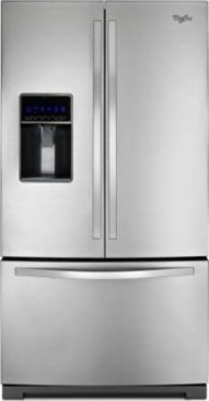 Whirlpool 26.1 Cu. Ft. French Door Refrigerator