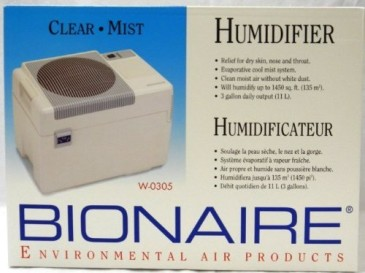 Bionaire - Clear Mist Humidifier W-0305
