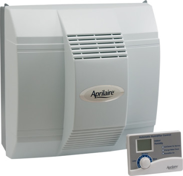Aprilaire 700 Whole House Humidifier with Automatic Digital Control, .75 Gallons/hr