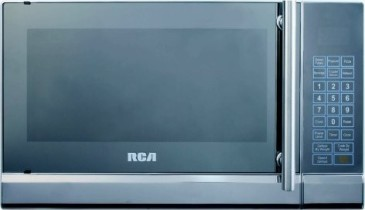 Rca Rmw741 07 Cubic Foot Microwave Stainless Steel Design User