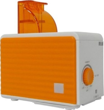 SPT SU-1053N Personal Humidifier, Orange/White