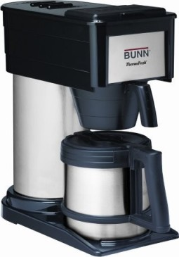 BUNN Velocity Brew High-Altitude 10-Cup Coffee Maker
