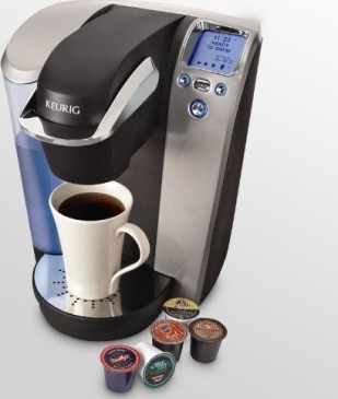 Keurig B70 Platinum Single Cup Brewing System Red User Opinions