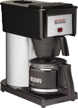 BUNN Velocity Brew 10-Cup Home Brewer