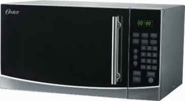 Oster Ogb61101 1 Cubic Feet Microwave Oven Stainless Steel