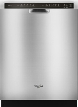 Whirlpool Gold Series 24 Quot Tall Tub Built In Dishwasher