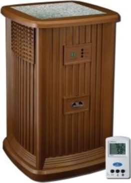 Whole-House Pedestal Humidifier for 2000 sq. ft.