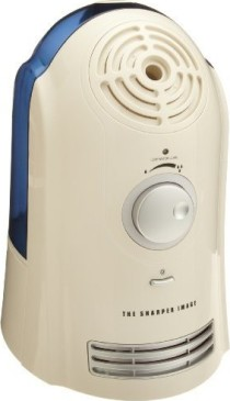 The Sharper Image EV-HD10 Cool Mist Ultrasonic 1-Gallon Humidifier with Clean Mist Technology