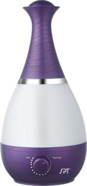 SPT - Ultrasonic 0.6 Gal. Cool Mist Humidifier - Violet