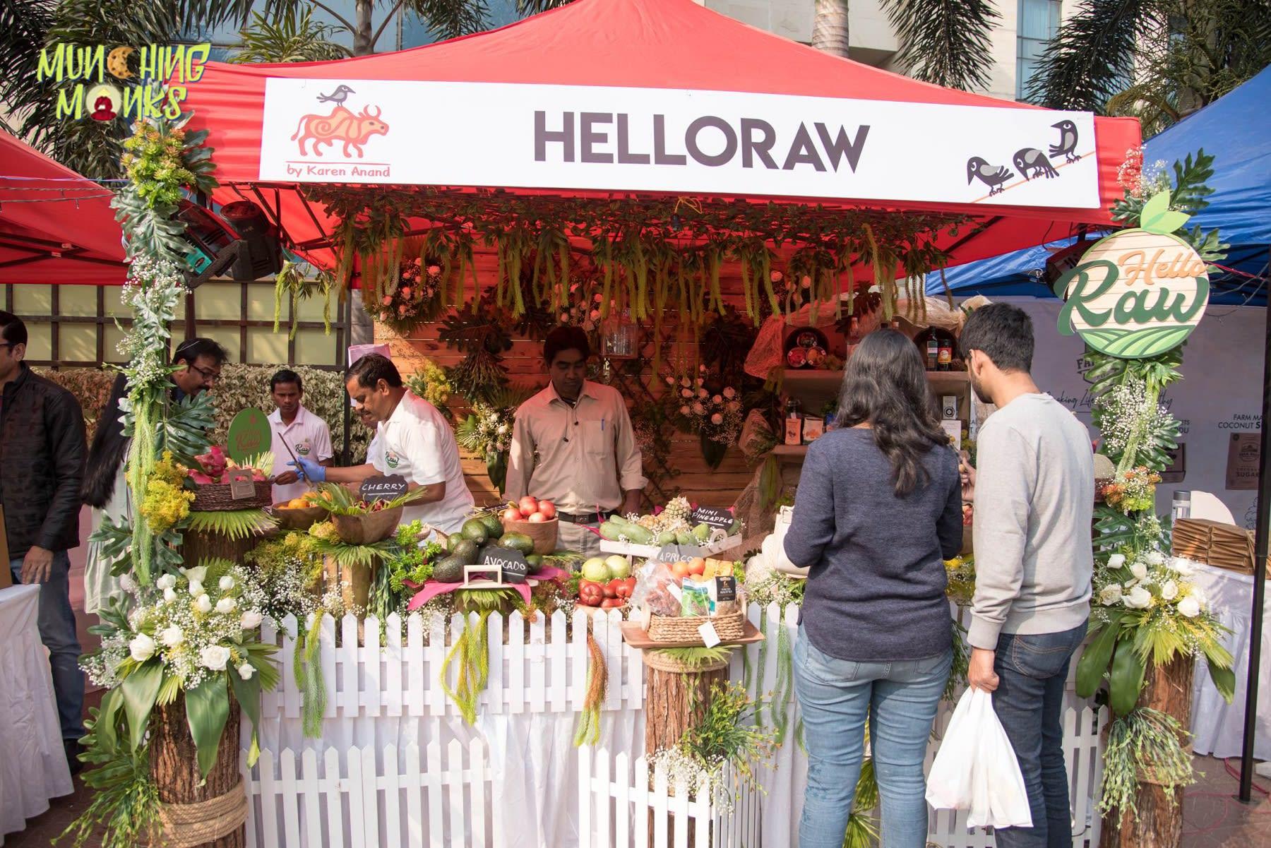 Karen Anand's famers market at JW Marriott Hotel Bengaluru (12)