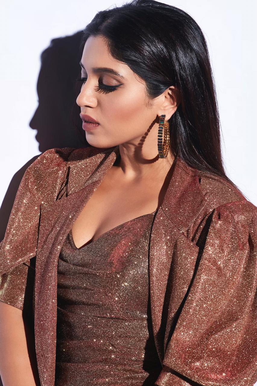 Bhumi Pednekar wearing Radhika Agrawal (2)