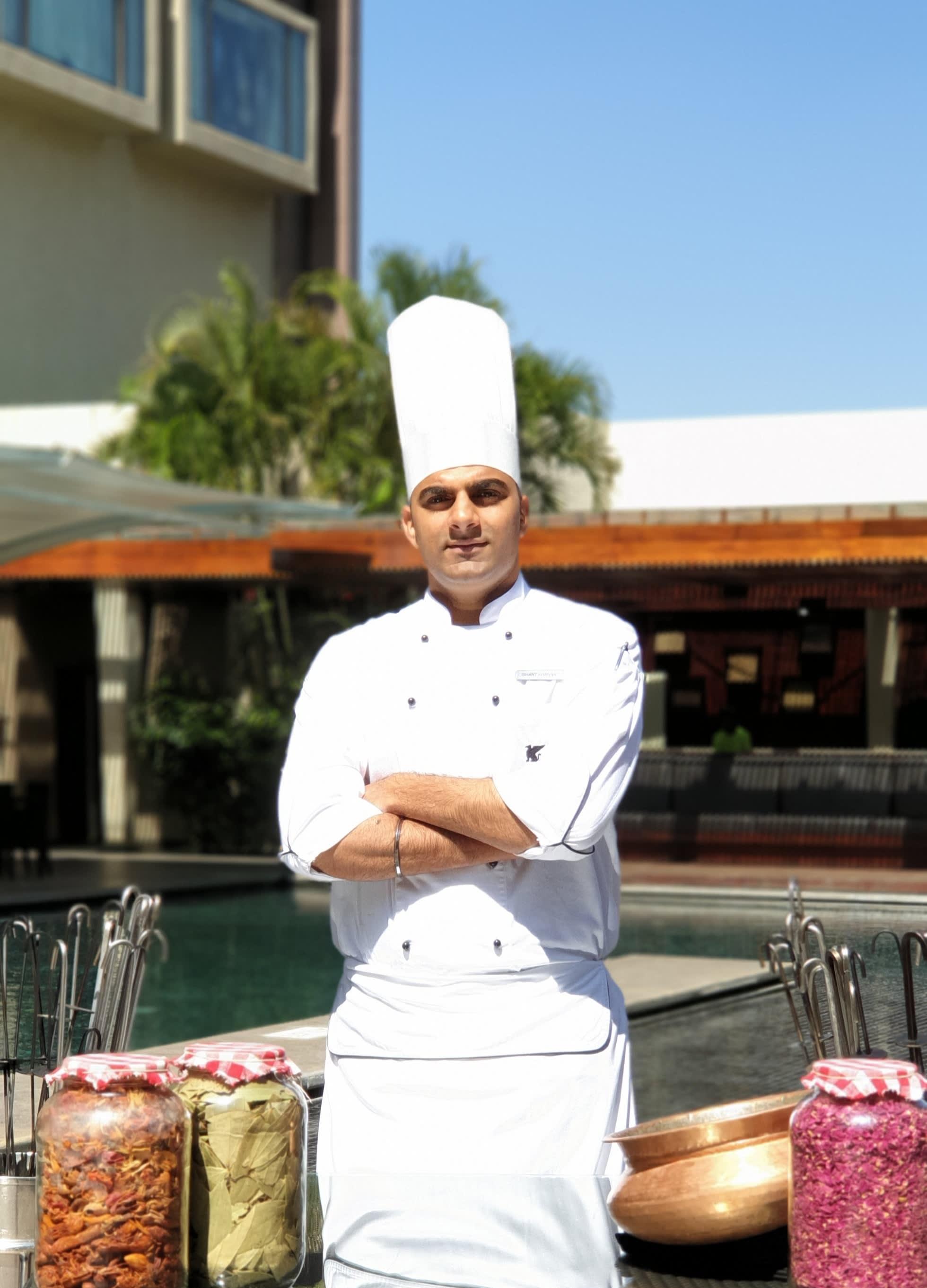 Chef Ishant