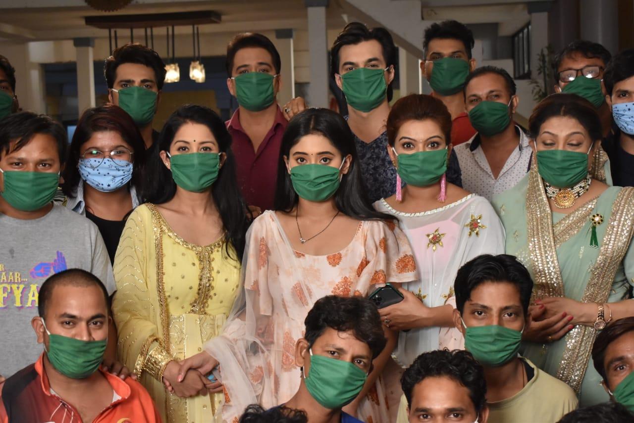 Yeh Rishta Kya Kehlata cast and crew