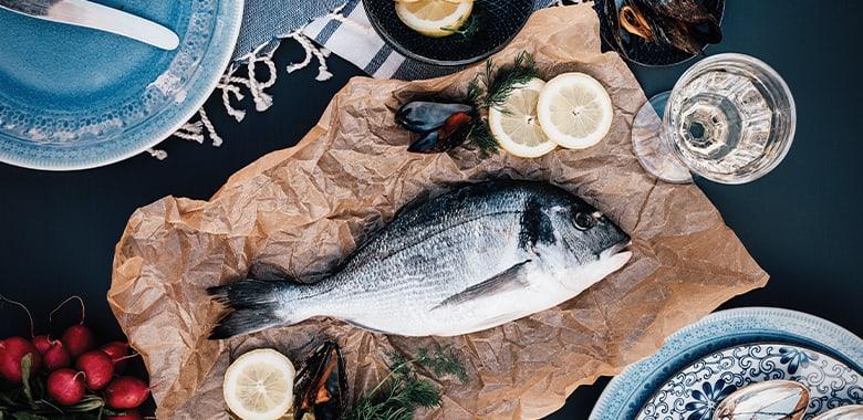 Seafood – 3- WXYZ