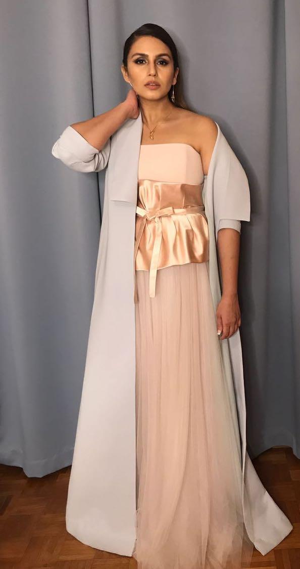 Huma Qureshi wearing Vinita Michael (1)