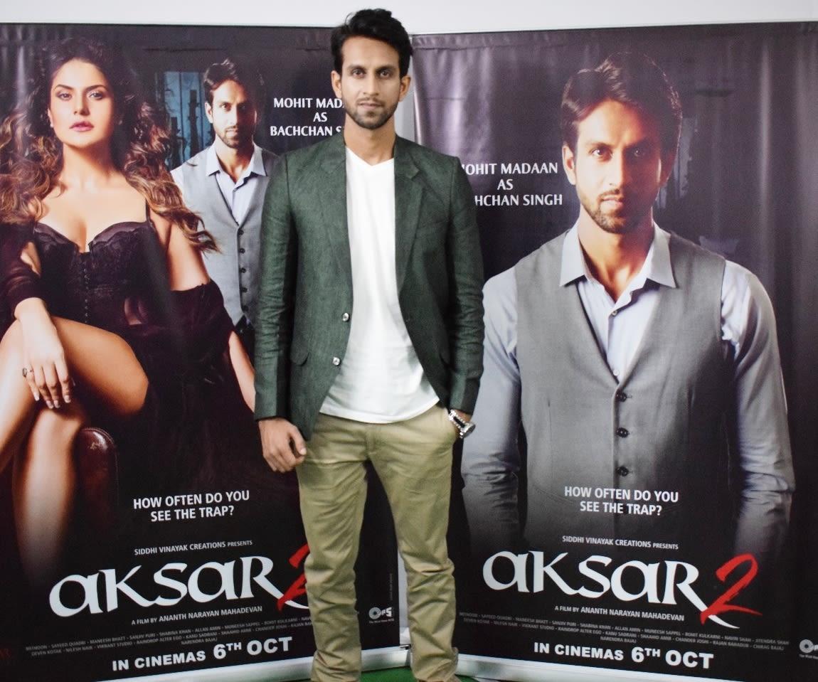Aksar 2 Actor Mohit Madaan 2