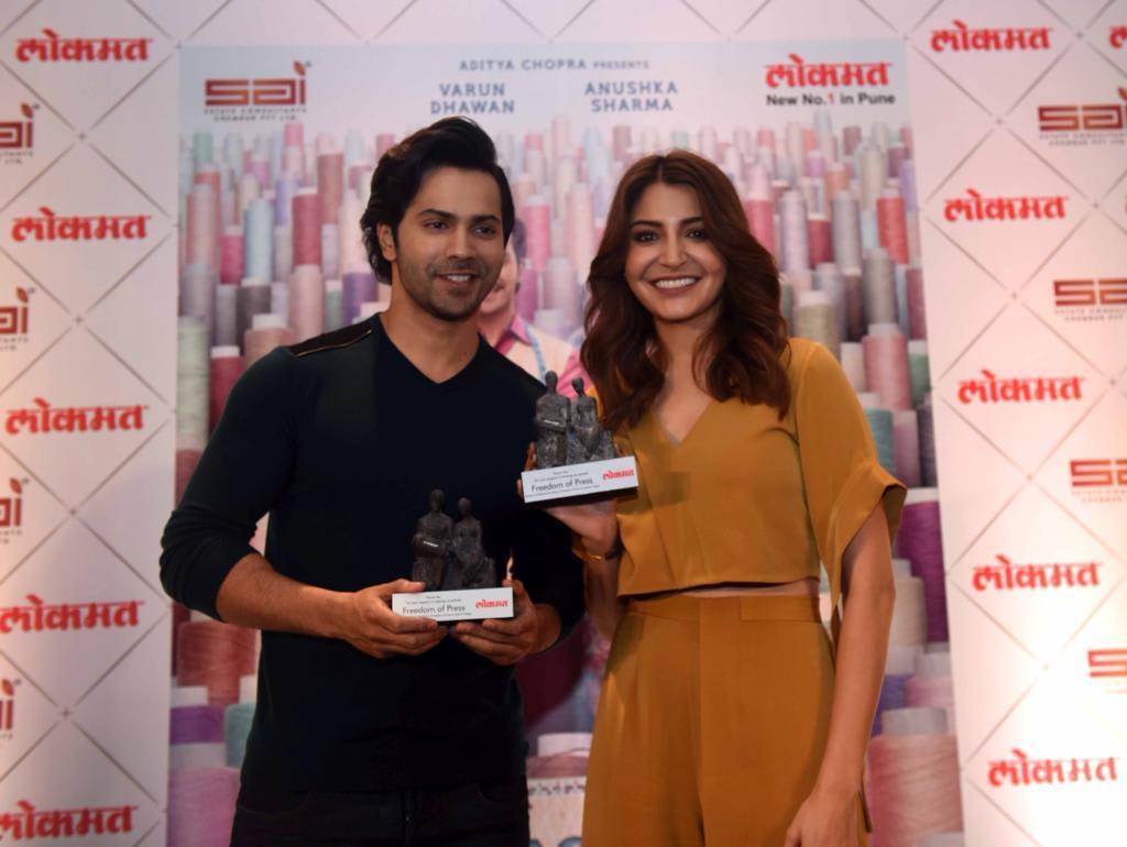 Anushka Sharma wearing Lola by Suman B (2)
