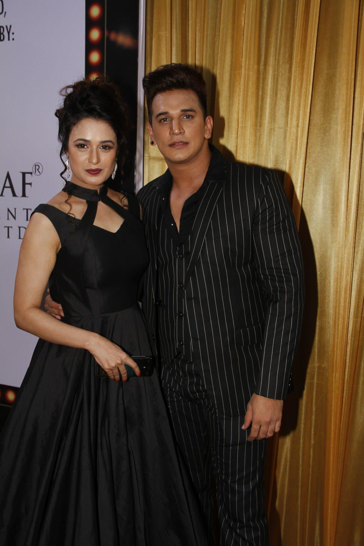 Yuvika Chaudhary- Prince Narula