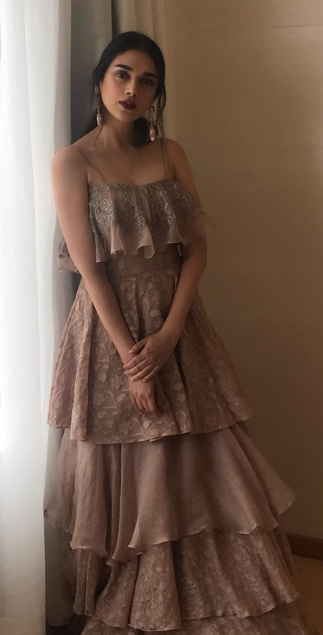 Aditi Rao Hydari wearing Ridhi Mehra (4)