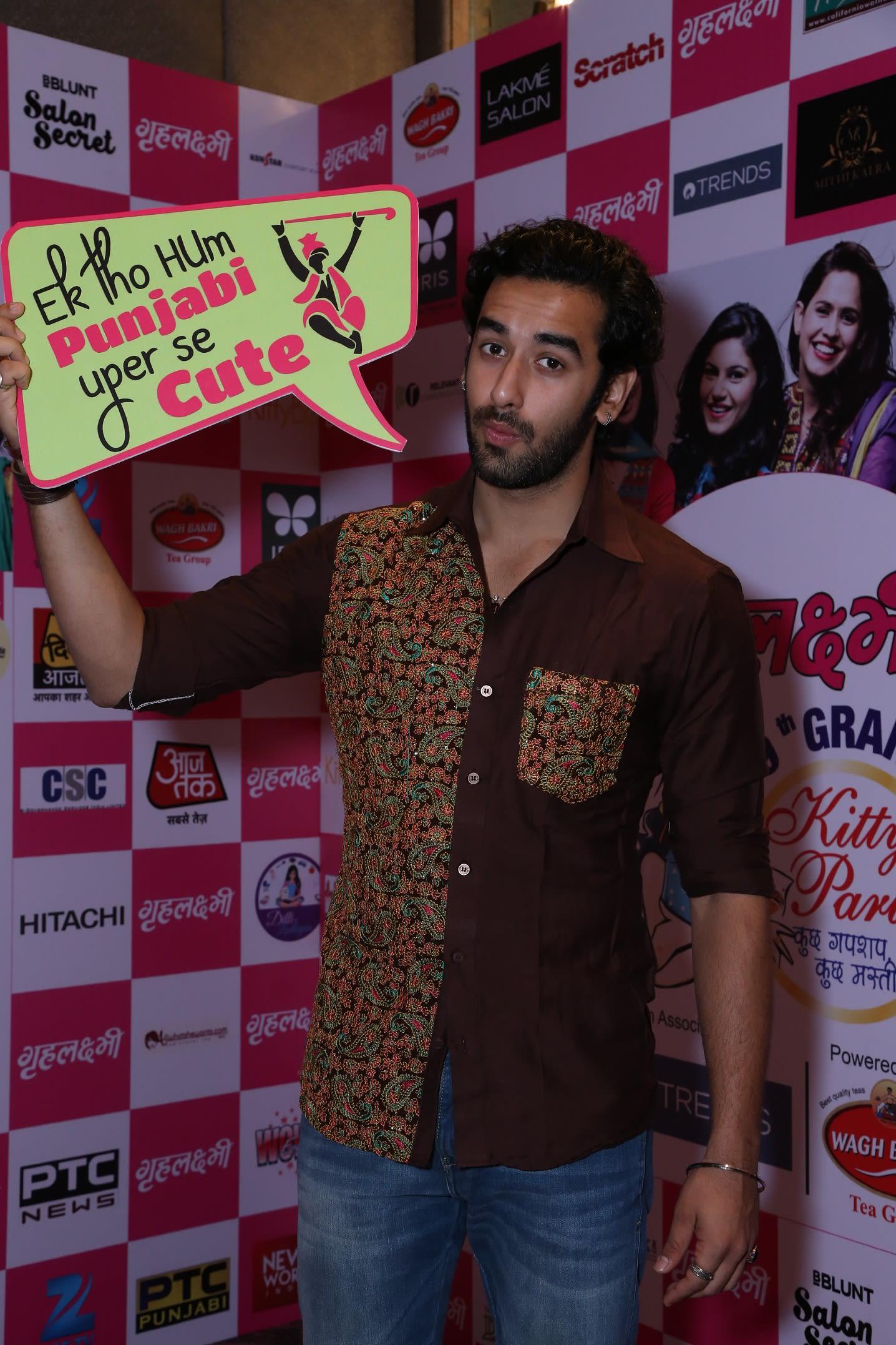 actor-vishal-vashishtha-at-worlds-largest-grehlakshmi-kitty-party-in-ludhiana_2