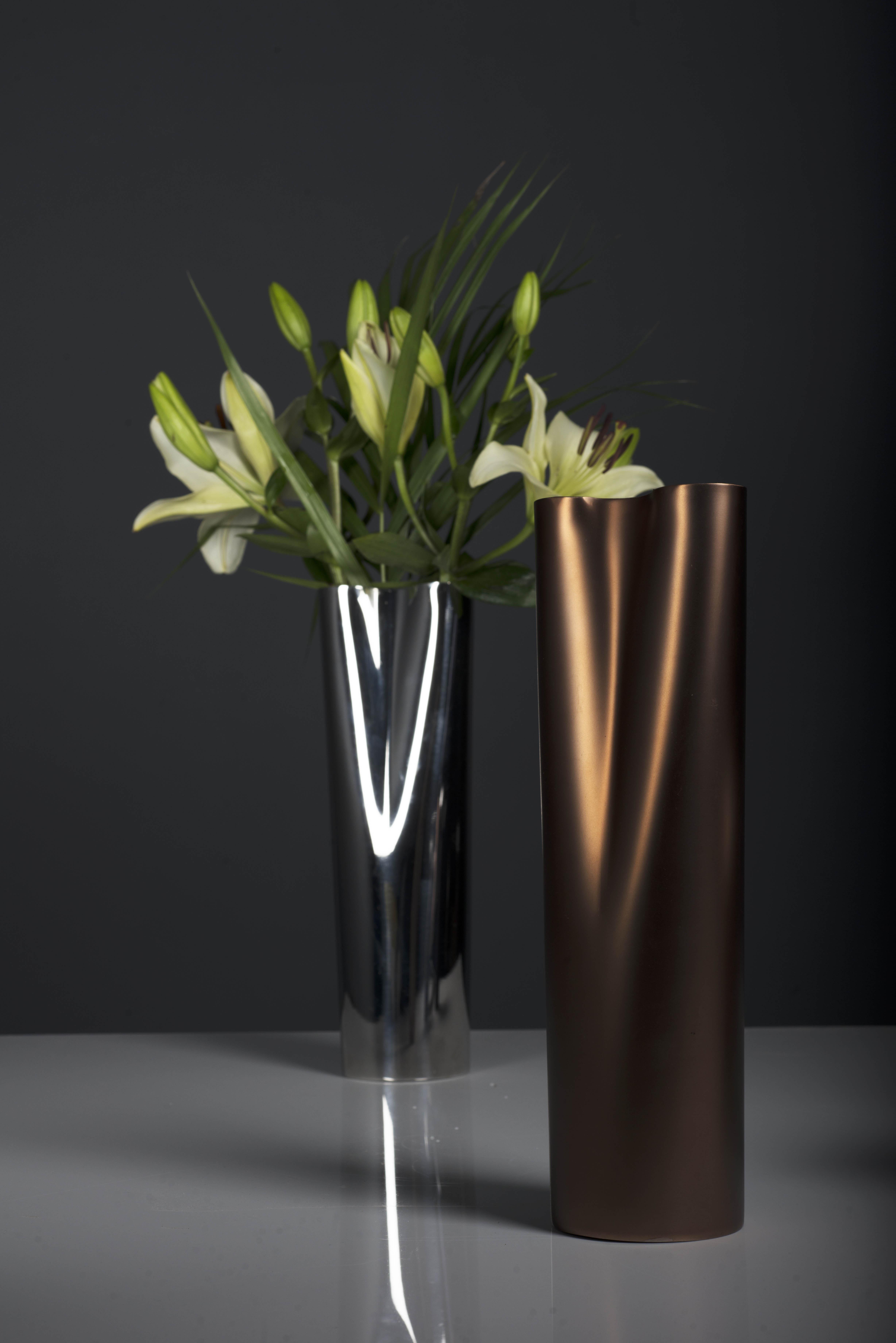 Pinch Vases by arttd'inox