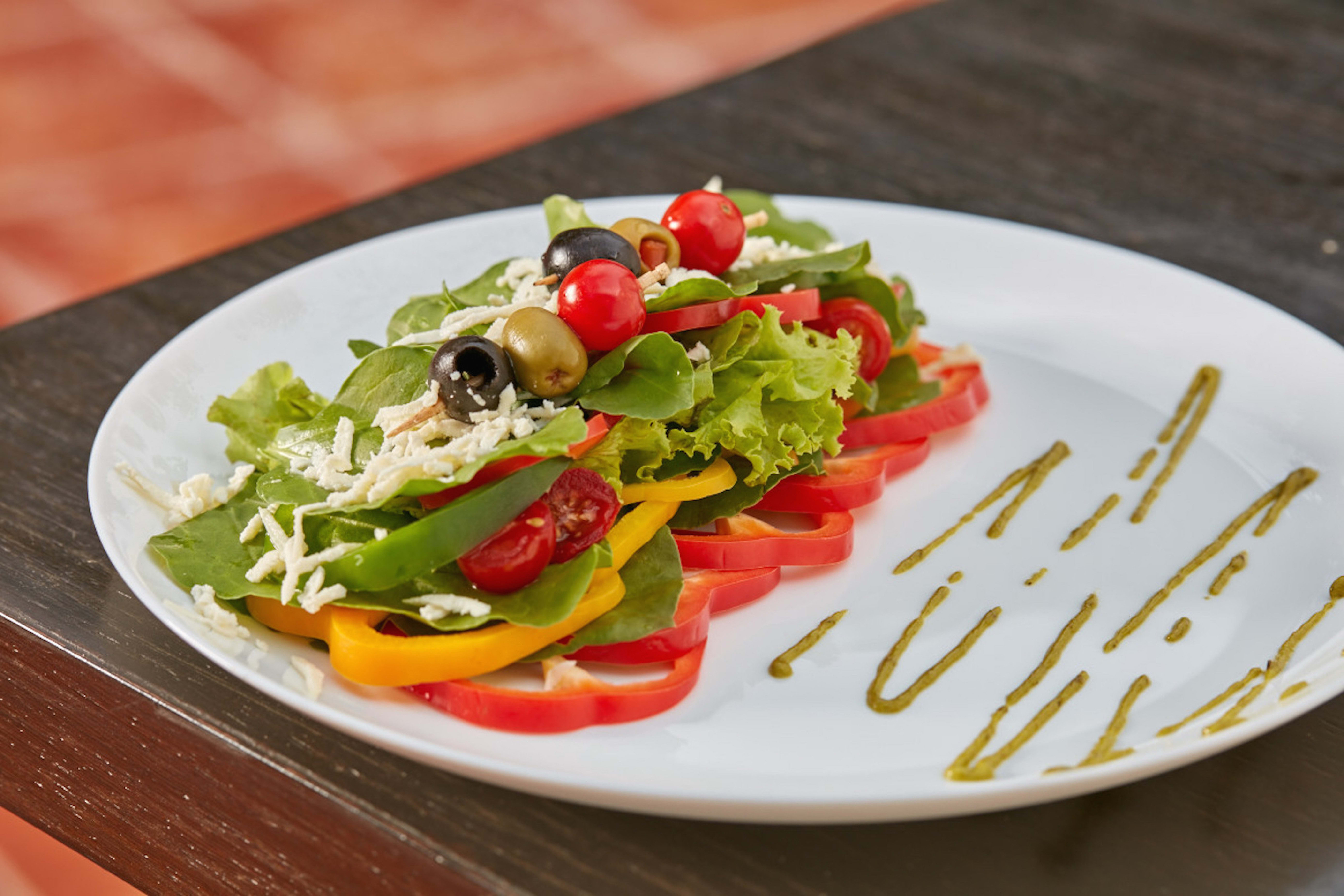 IMG – Olive and Peppers Salad
