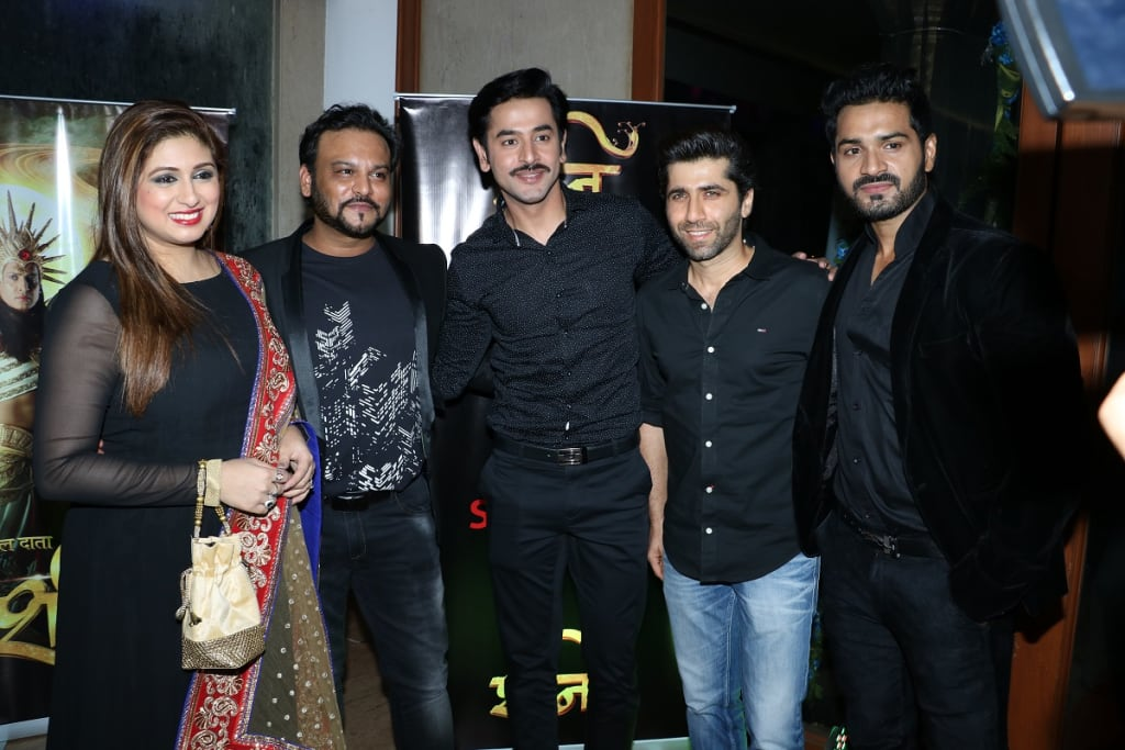 Vahbiz Dorabjee, Rahul Kumar Tewary, Shashank Vyas, Sumit Kaul, Mrunal Jain