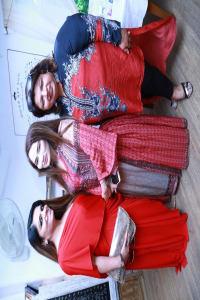 Dr. Ekta Chadha, Singer Priyanka Goyat and Designer Payal Sethi