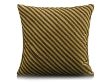 oreiller-grey-yellow-textured-beige-cotton-cushion-rs-1800