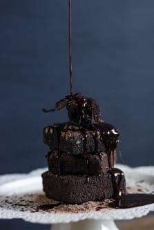 walnut-brownie