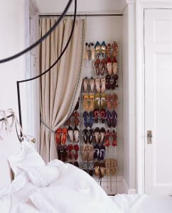4. Shoe Closet
