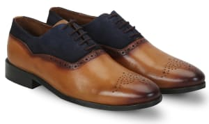 brune-tan-and-blue-dual-tone-leather-quarter-brogues-rs-7999