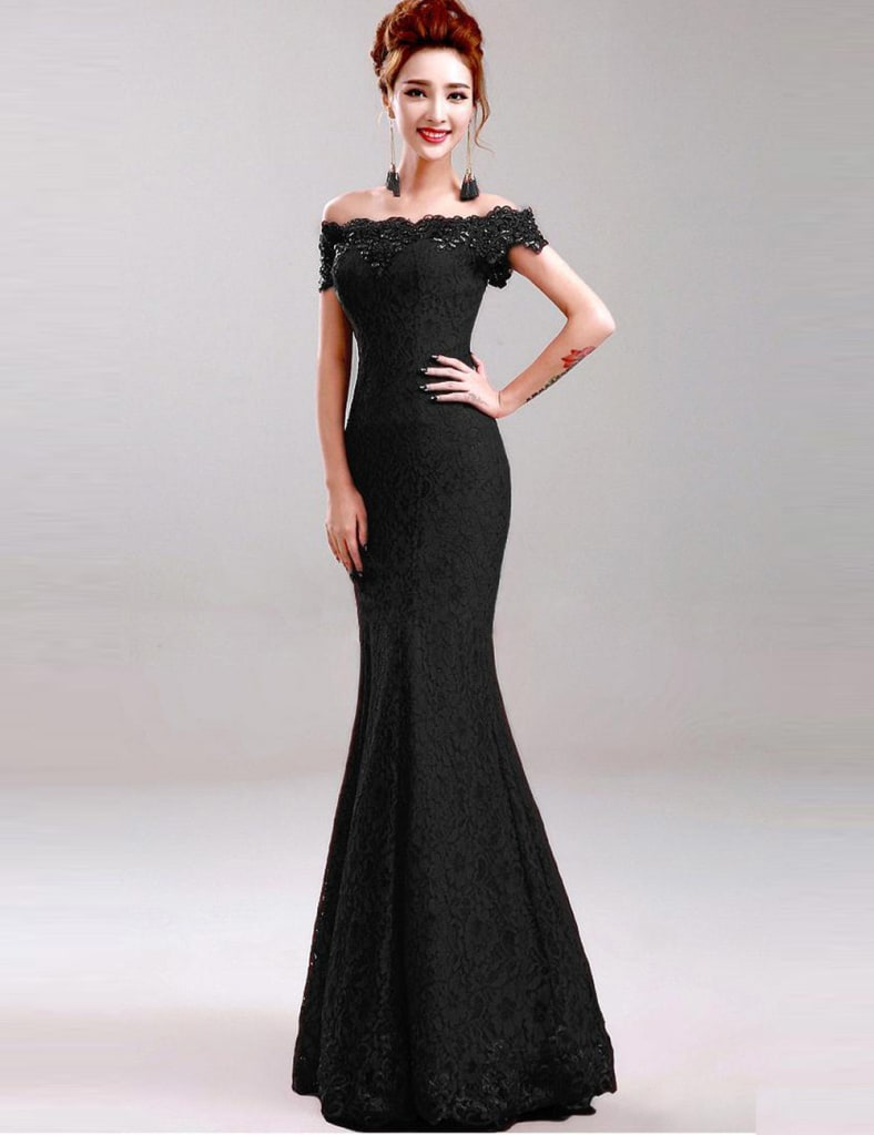 New-Arrival-Sexy-Mermaid-Black-Prom-Dress-With-Beading-Off-The-Shoulder-Evening-Dresses-Vestido-De
