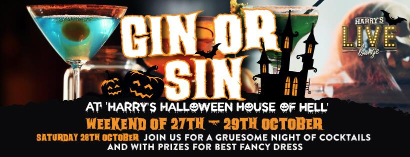 Gin or Sin