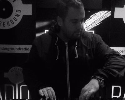 DJ Robbie Bryson