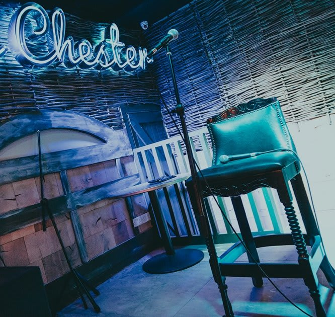 Bar & Live Lounge