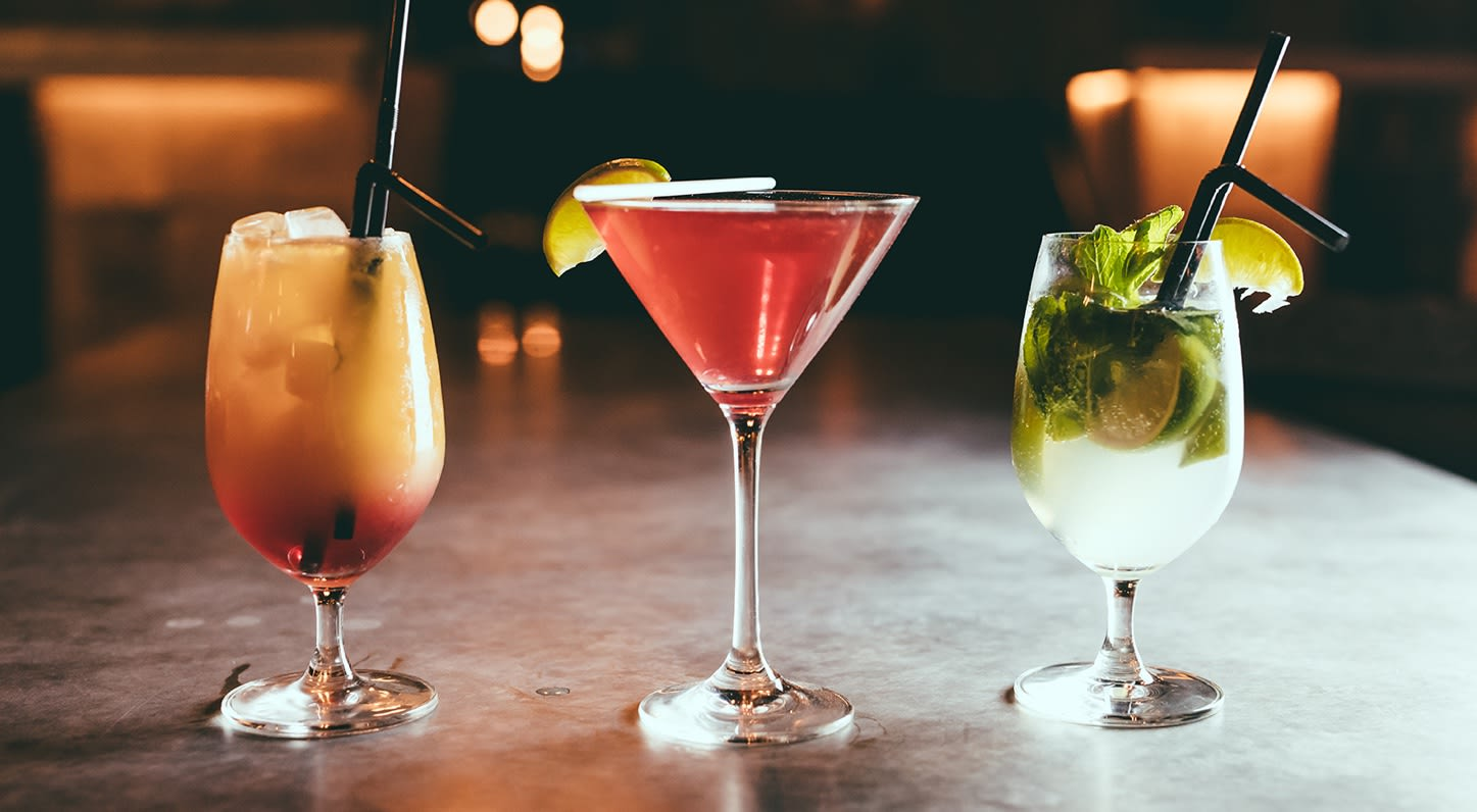 Cocktail Masterclass from £30.00 per person
