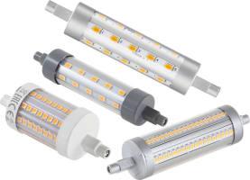 LED R7S rør