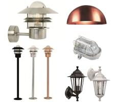 Udendørslamper