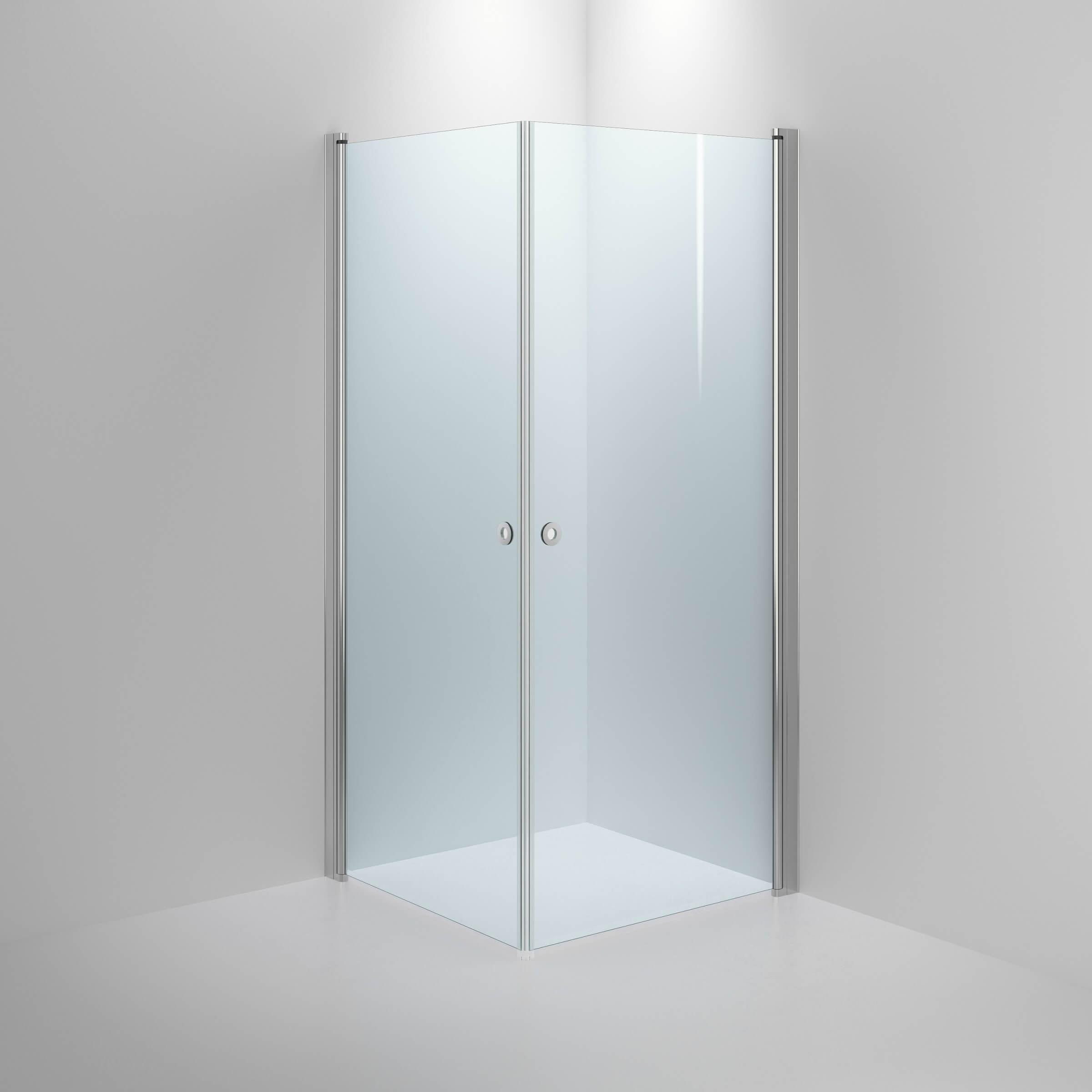 Seneste Bruseløsninger til badeværelset - Guide til brusekabiner XX25