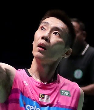LEE Chong Wei