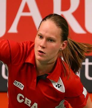 Samantha BARNING